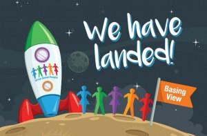 We have landed rocket