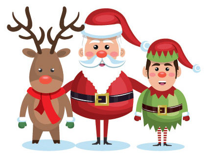 Santa needs his Elves early