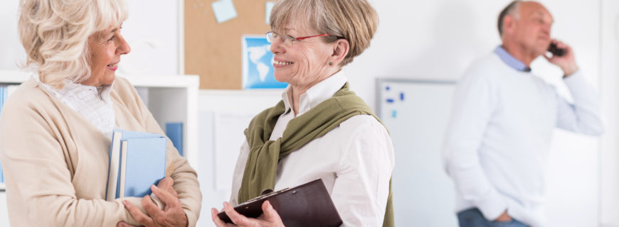Educate employers about benefits of older workers