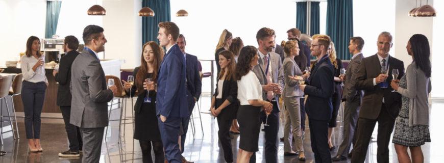 Nifty networking plus valuable volunteering = career cheer
