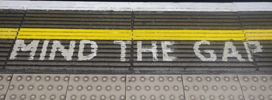 Mind the gap? Not when it comes to CVs…