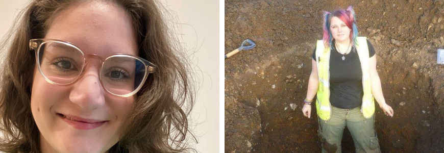 Where are they now? From litter picker to archaeologist, and letter opener to senior accountant