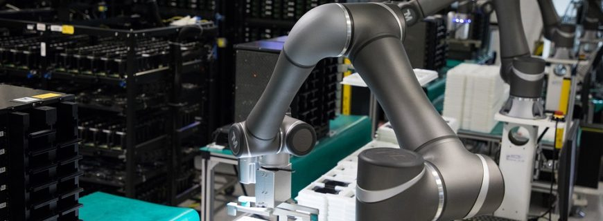 Collaboratives Robots, or Cobots; Transforming the factory floor to enhance productivity  – Guest blog by Gary Livingstone, Managing Director, LG Motion